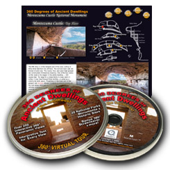 360 Degrees of Ancient Dewllings of the Southwest Interpretive CDROM