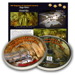 360 Degrees of Carlsbad Caverns National Park Interpretive CDROM