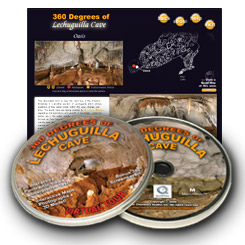 360 Degrees of Lechuguilla Cave Interpretive CDROM