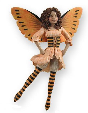 Insect Friends Diva Ornament - Bumble Bee