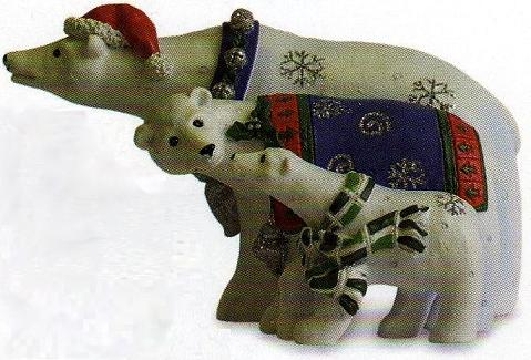 Christmas Polar Bear Puzzle