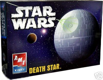 Star Wars Death Star Model Kit