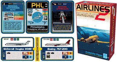 Airlines 2: The Game of Airline Strategy