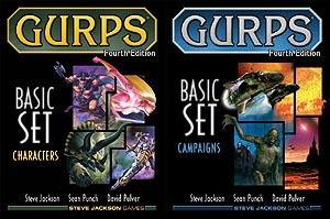 GURPS Basic Set Combo