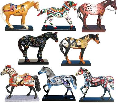 Trail of the Painted Ponies, Herd 8