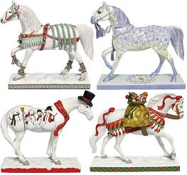Trail of the Painted Ponies, Christmas 2006 Herd