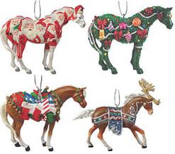 Trail of the Painted Ponies, Christmas 2005 Ornament Set
