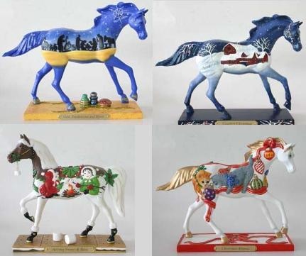 Trail of the Painted Ponies, Christmas 2010