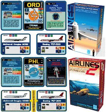 Airlines Package: The Game of Airline Strategy