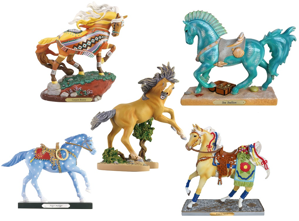 Trail of the Painted Ponies, Spring and Summer 2020