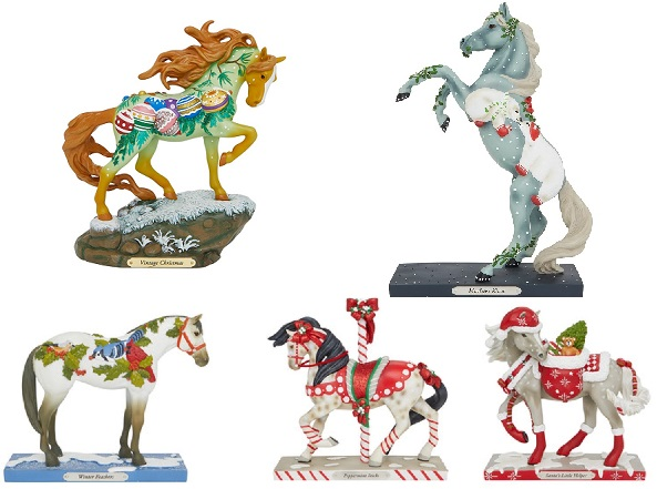 Trail of the Painted Ponies, Christmas 2020