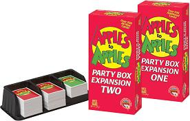 Apples to Apples Party Box Expansions