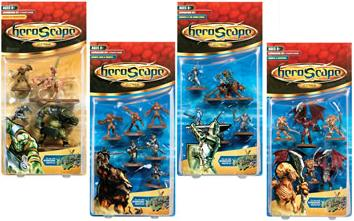 HeroScape Expansion Set Wave 2: Utgar's Rage