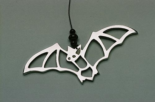Cavern Bat Wind Chime