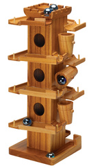 Perpetual Tower Marble Run