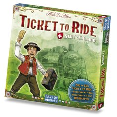 Ticket to Ride Switzerland