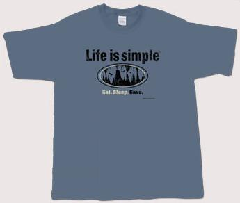 Life is Simple, Medium