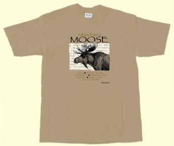 Advice from a Moose, Large