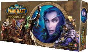 World of Warcraft - The Board Game