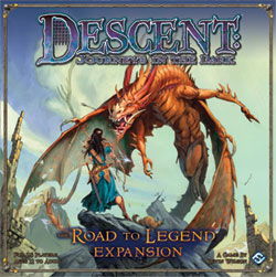 Descent: Road to Legend