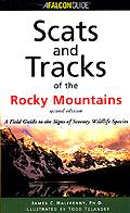 Scats and Tracks of the Rocky Mountains