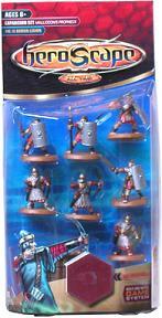 Heroscape 1 Grut Orcs