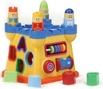 Shape Sorting Castle