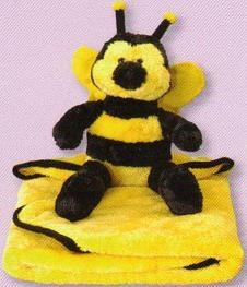 Bumble Bee Wrap 'N' Nap