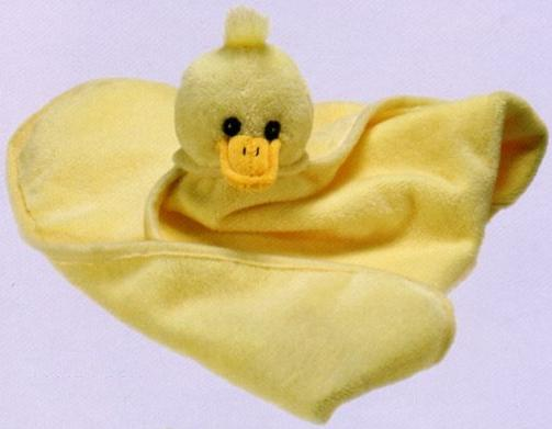 Duck Baby Wrap 'N' Nap