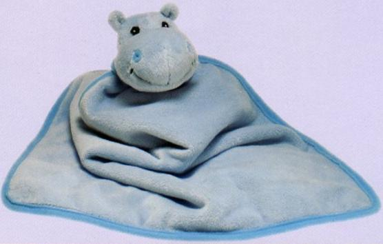 Hippo Baby Wrap 'N' Nap