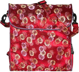 Shanghai MommyBag, red