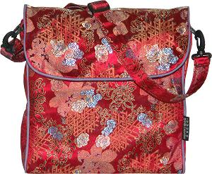 Shanghai MommyBag, ruby