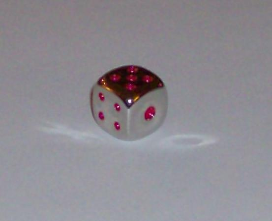 Metal Die, red