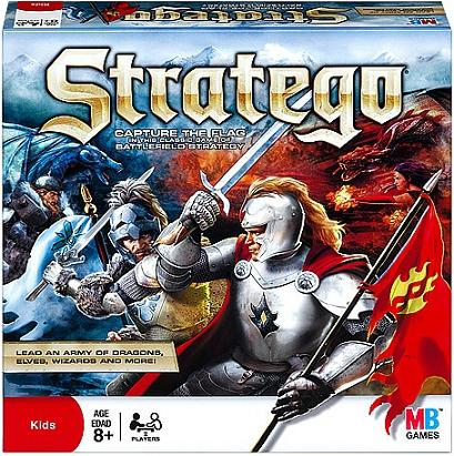 Stratego Reinvention