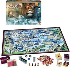 Chronicles of Narnia Board Game, The