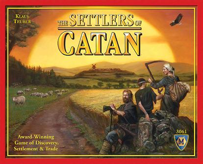 Settlers of Catan, 4th Edition