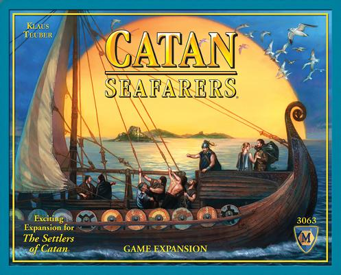 Seafarers of Catan, 4th Edition