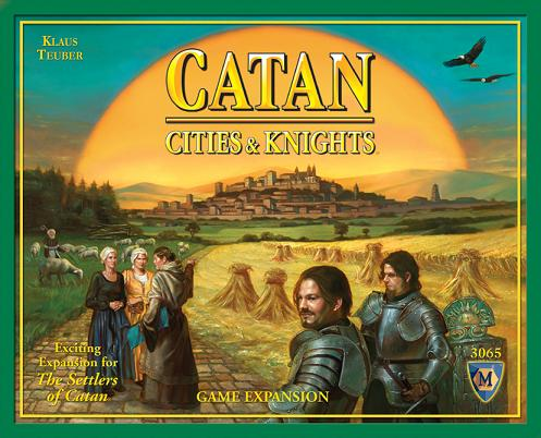 Cities and Knights of Catan, 4th Edition