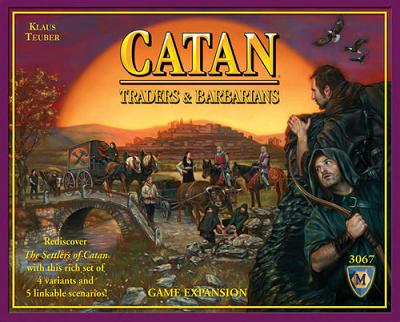 Traders and Barbarians Expansion, 4th Edition