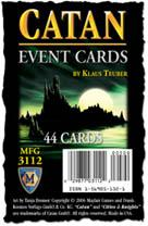 Catan Event Cards