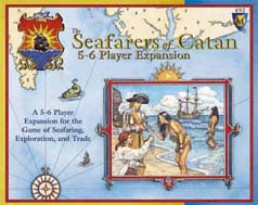 Seafarers of Catan 5-6 Player Expansion