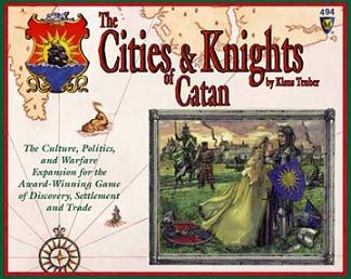 Cities and Knights of Catan