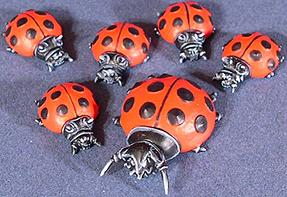 Lady Bug Swarm