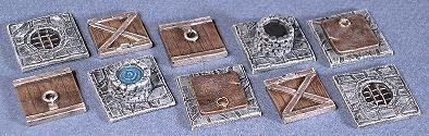 Small Trap Doors Set