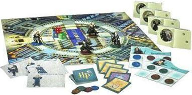 Harry Potter Hogwarts Dueling Board Game