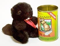 Canned Beaver