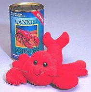 Canned Lobster