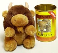 Canned Buffalo