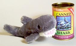 Canned Shark