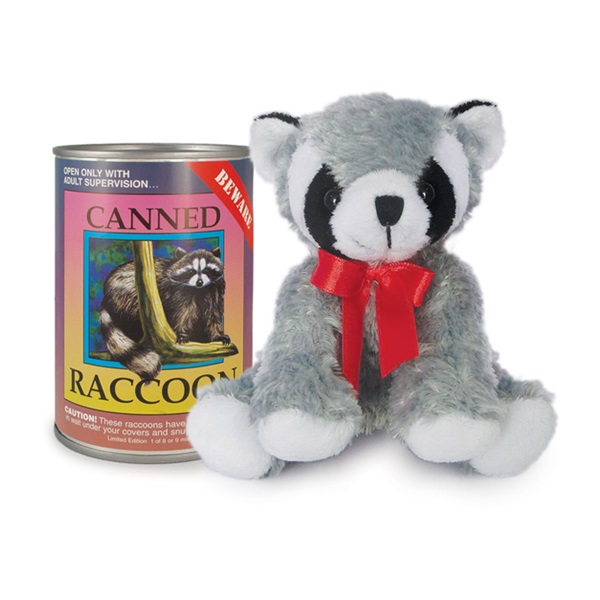 Canned Raccoon